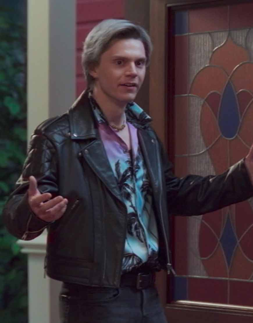 WandaVision-2021-Evan-Peters-Leather-Jacket