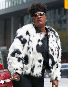 kelly-duff-pretty-hard-cases-adrienne-c.-moore-black-white-fur-jacket