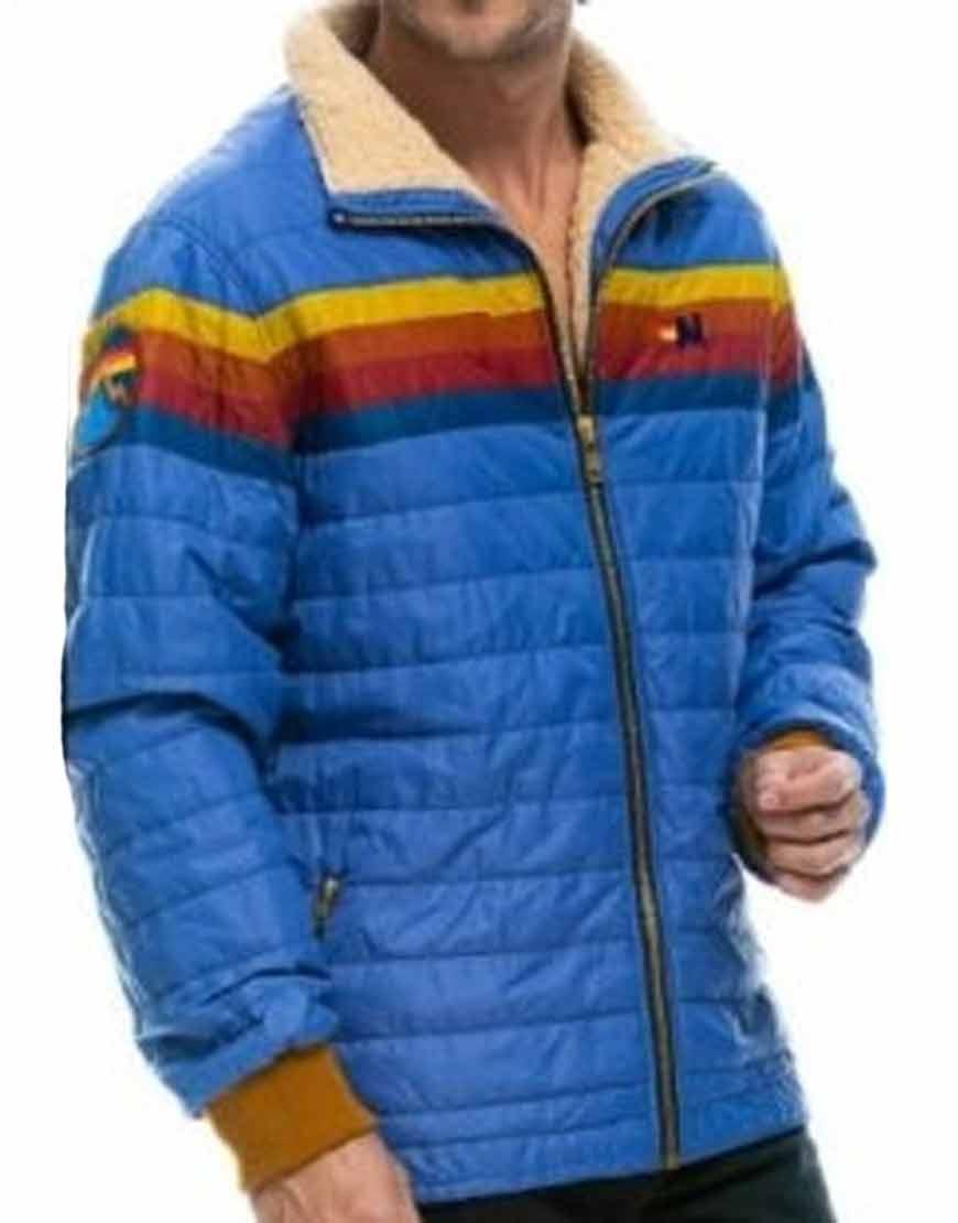 Alex-Saxon-Nancy-Drew-Ace-Rainbow-Puffer-Jacket