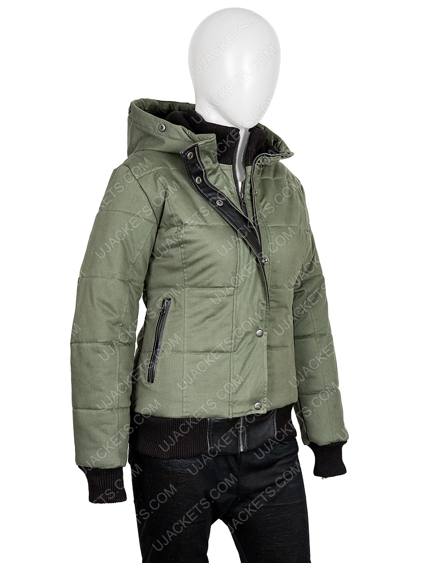 Chicago P.D. Ep19 Hailey Upton Puffer Jacket