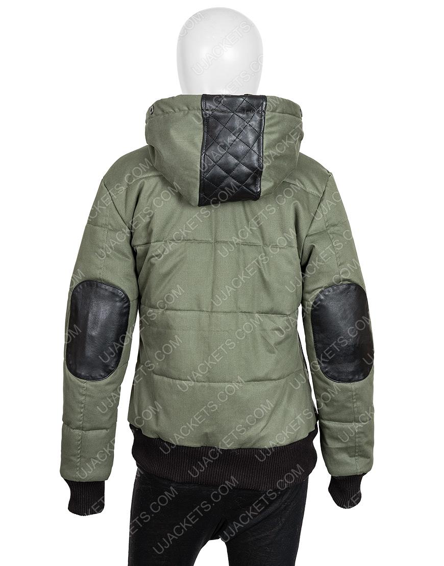 Chicago P.D. Hailey Upton Puffer Jacket