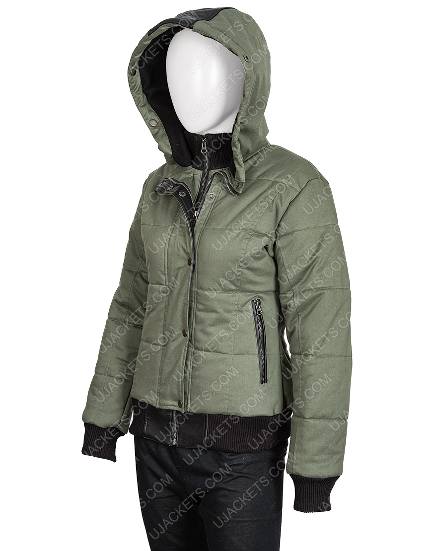Chicago P.D. S07 Hailey Upton Puffer Jacket