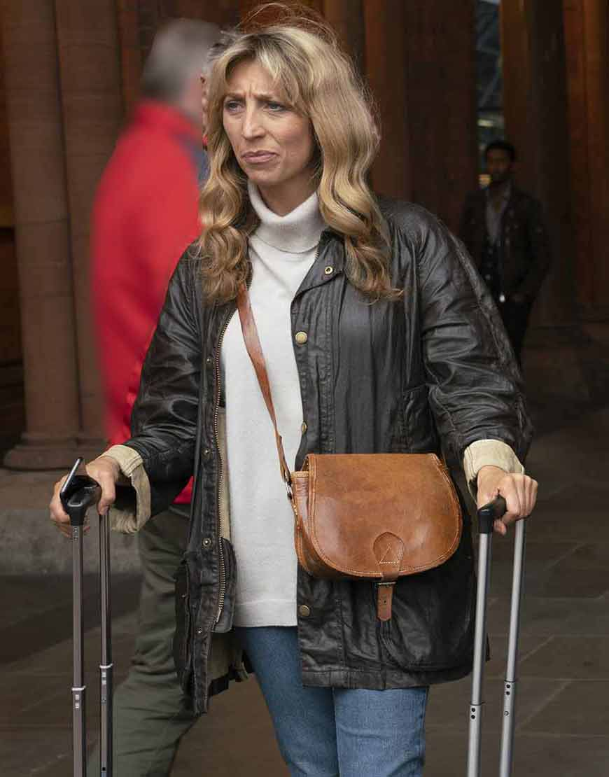 Daisy-Haggard-TV-Series-Breeders-Ally-Black-Leather-Jacket