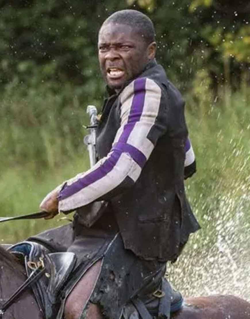 David-Oyelowo-Chaos-Walking-2021-Aaron-Leather-Jacket