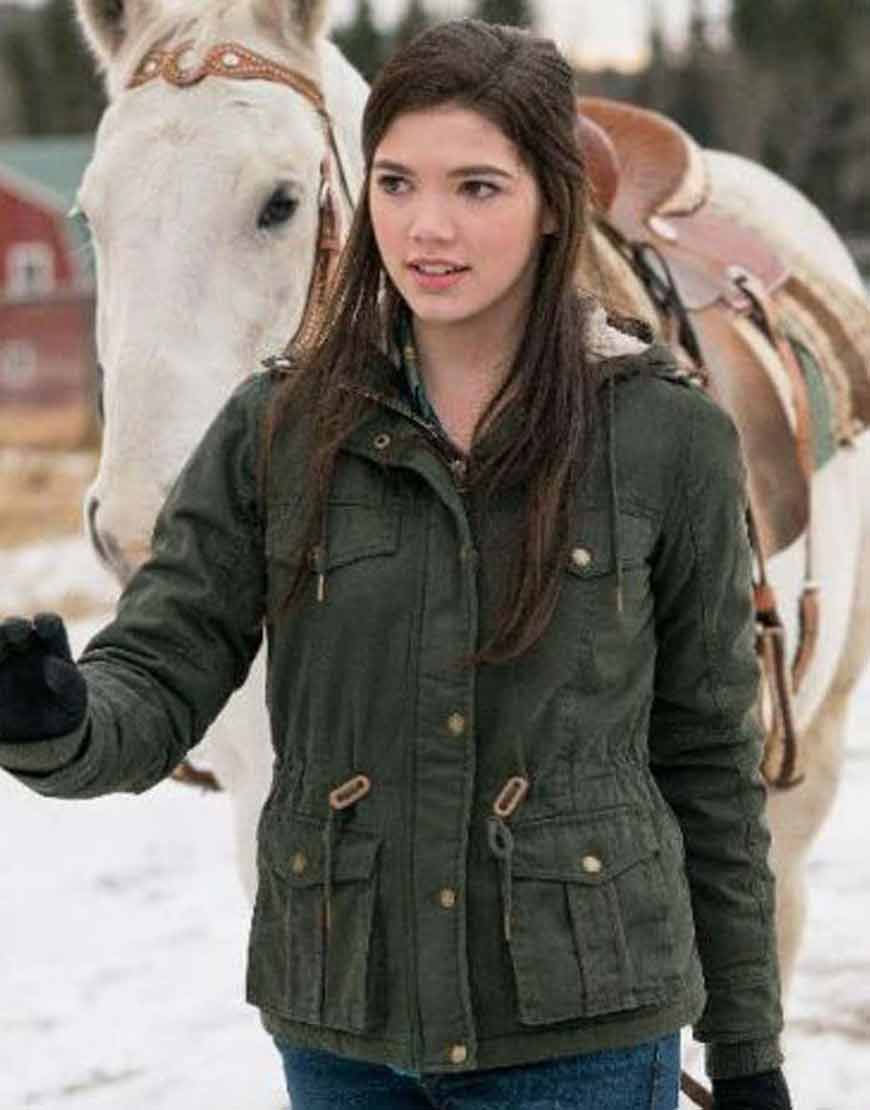 Heartland-S14-Georgie-Green-Jacket