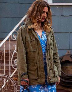 Himself-Allison-Green-Jacket-with-Hood