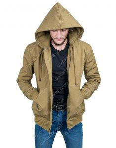 Joker Arthur Fleck Hooded Jacket