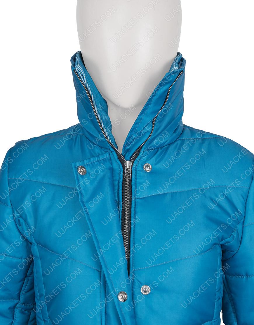 Kate Daniels Snowkissed 2021 Jen Lilley Blue Jacket