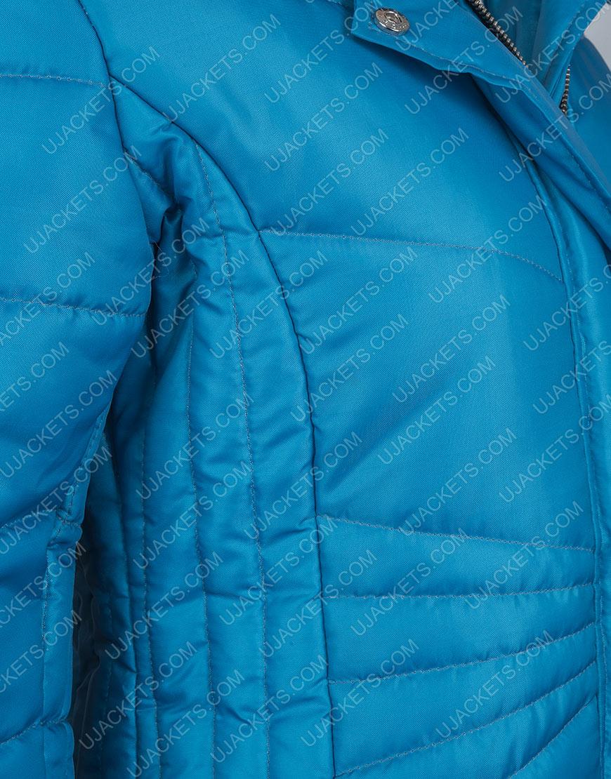Kate Daniels Snowkissed 2021 Jen Lilley Puffer Jacket
