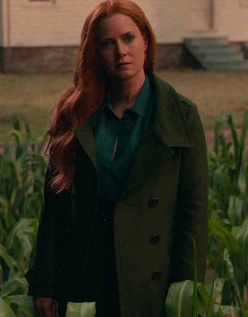 Lois-Lane-Justice-League-Trench-Coat