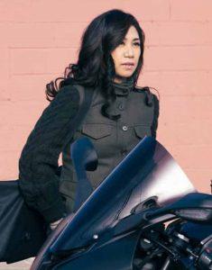 Melody-Bayani-TV-Series-The-Equalizer-2021-Liza-Lapira-Black-Woolen-Vest