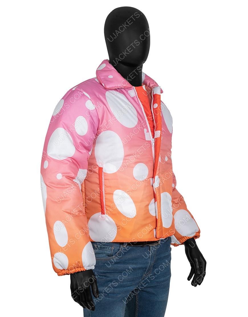 Peaches Justin Bieber Puffer Jacket