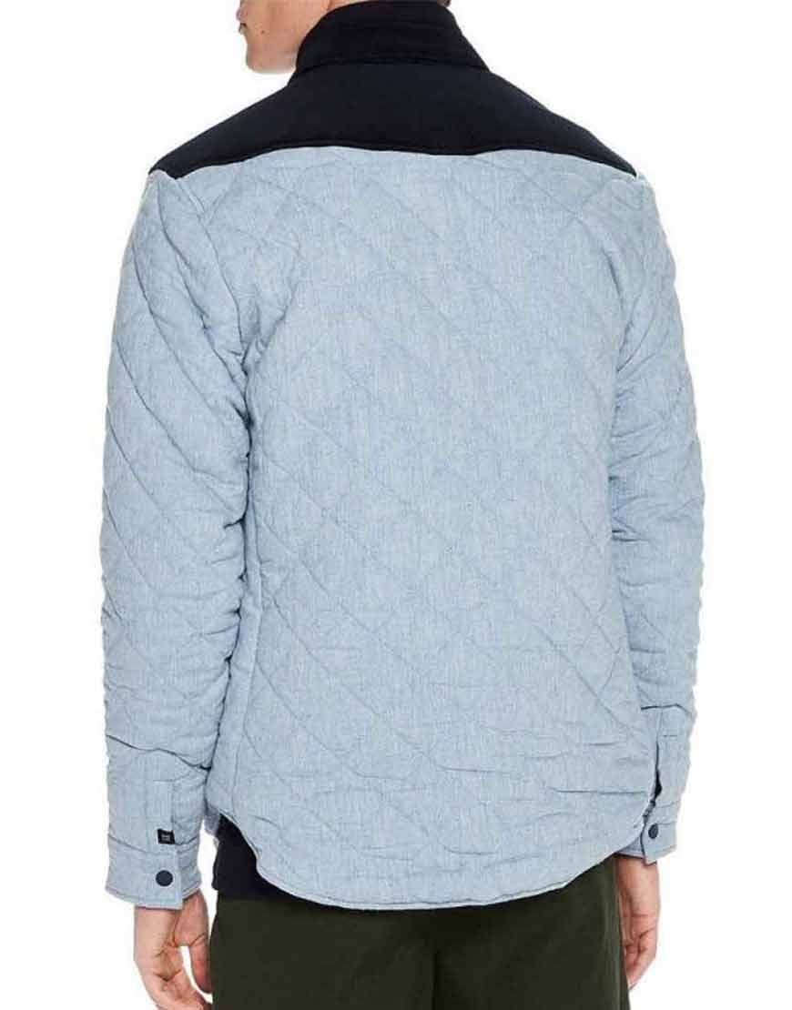Quincy-Fouse-Legacies-S03-MG-Blue-Quilted-Jacket