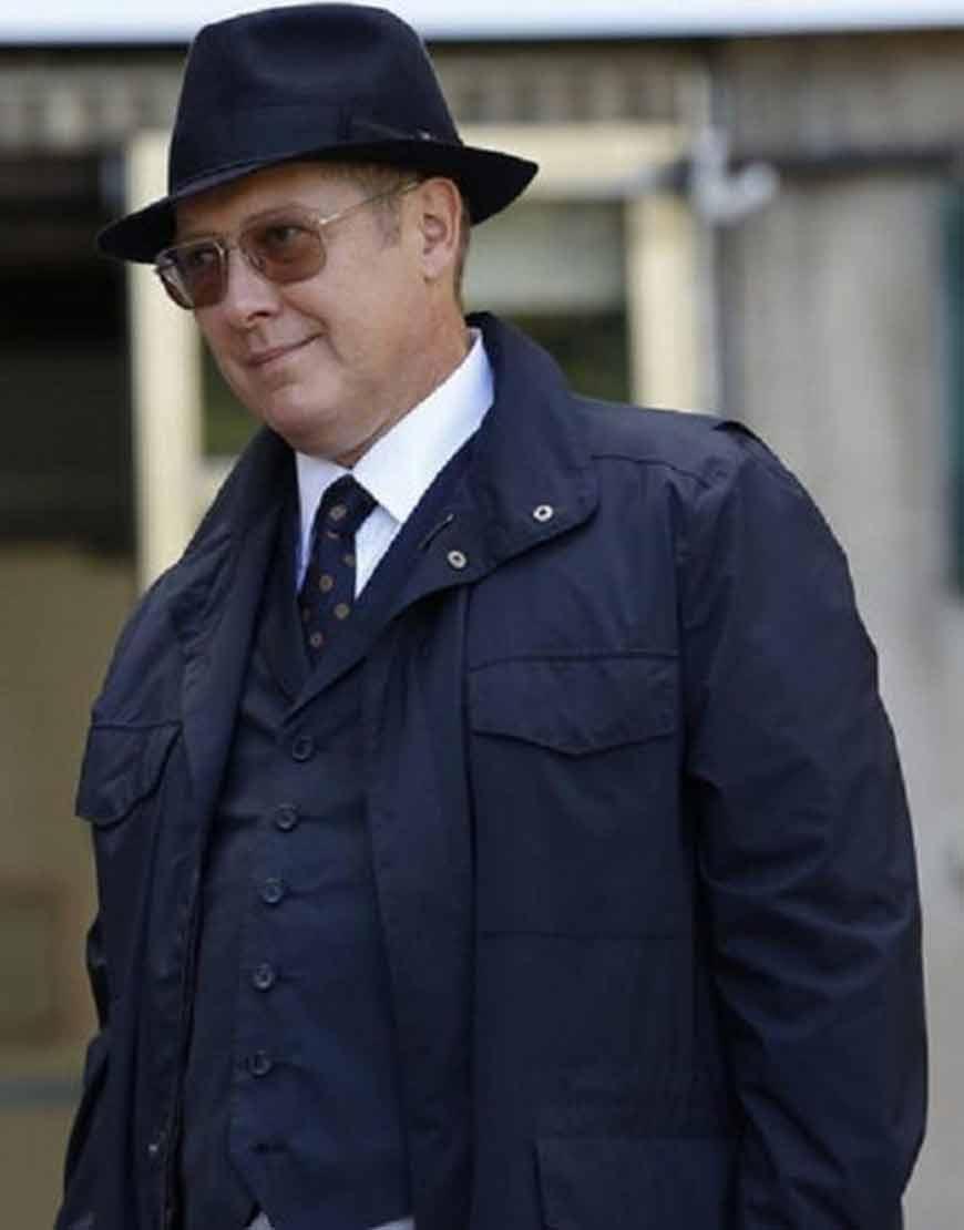 Raymond-Reddington-The-Blacklist-S08-Blue-Jacket