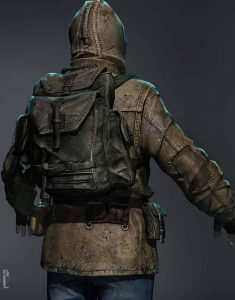 S.T.A.L.K.E.R.-2-Rookie-Stalker-Leather-Jacket