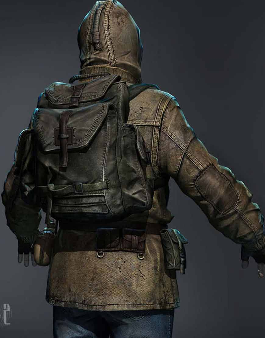 S.T.A.L.K.E.R.-2-Rookie-Stalker-Leather-Jacket