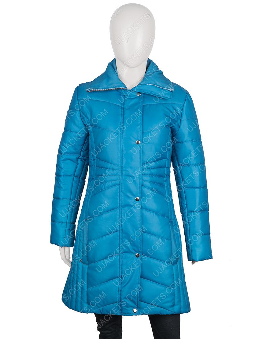 Snowkissed 2021 Jen Lilley Puffer Jacket