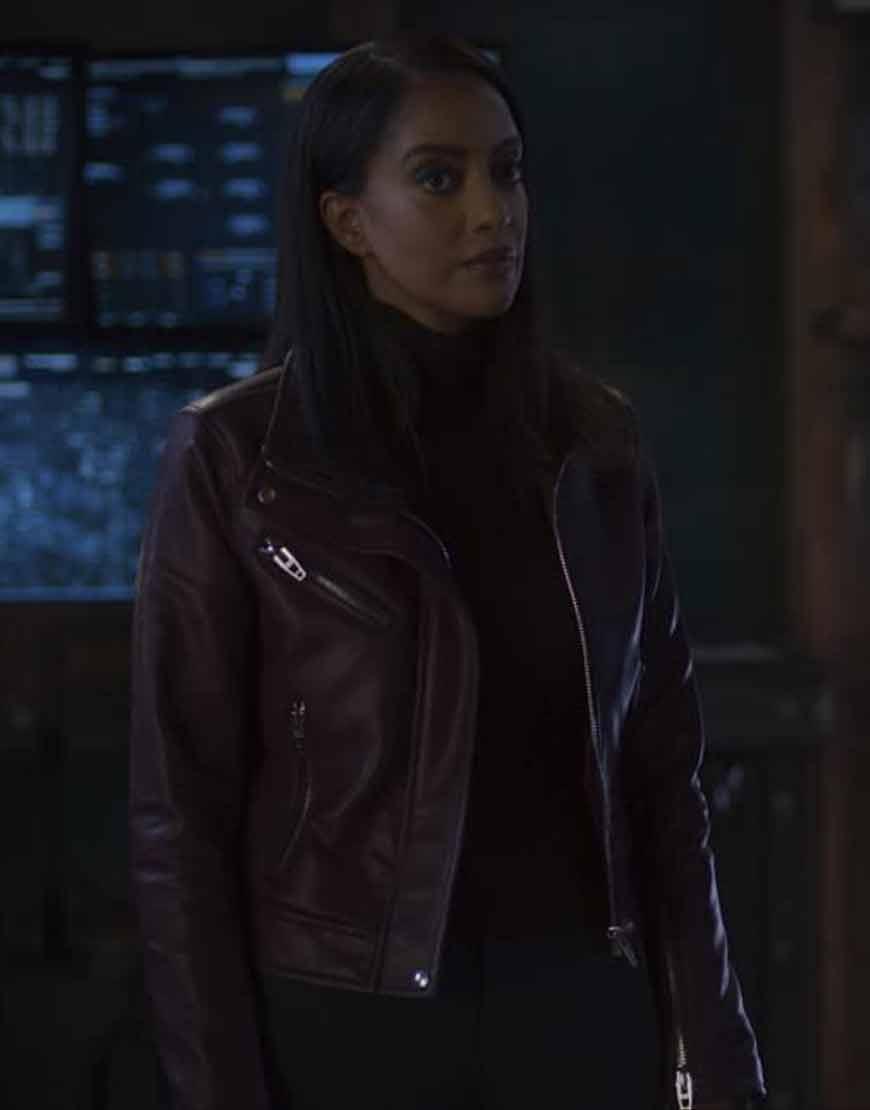 Supergirl-S06--Azie-Tesfai-Leather-Jacket