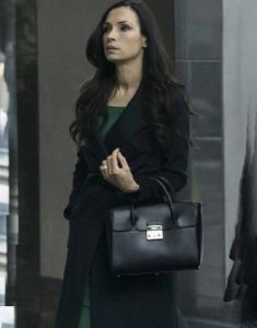 The-Blacklist-S08-Famke-Janssen-Trench-Wool-Coat