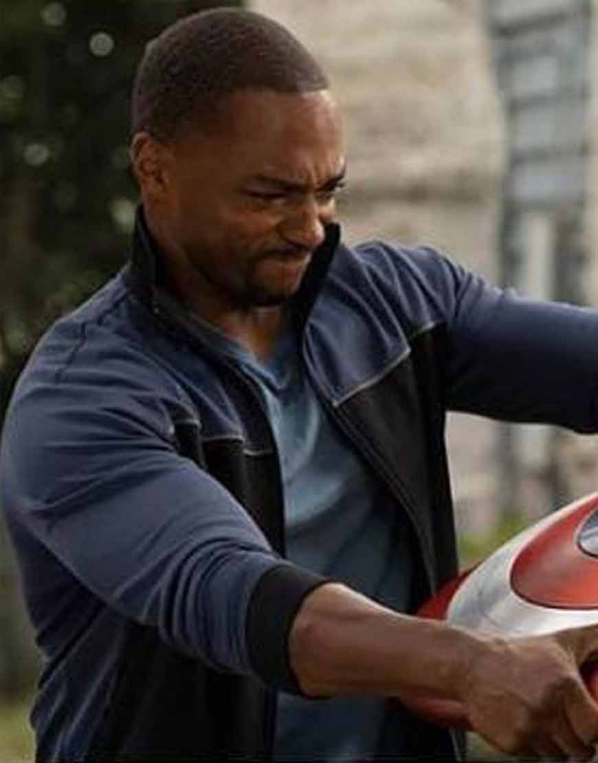The-Falcon-and-the-Winter-Soldier-Sam-Wilson-Black-Blue-Jacket