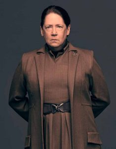 The-Handmaid's-Tale-Ann-Dowd-Brown-Long-Trench-Coat
