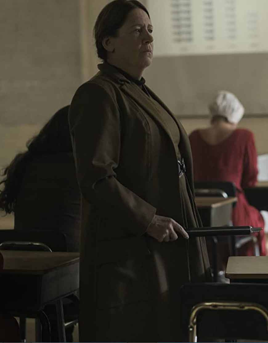 The-Handmaid's-Tale-S04-Ann-Dowd-Brown-Long-Coat