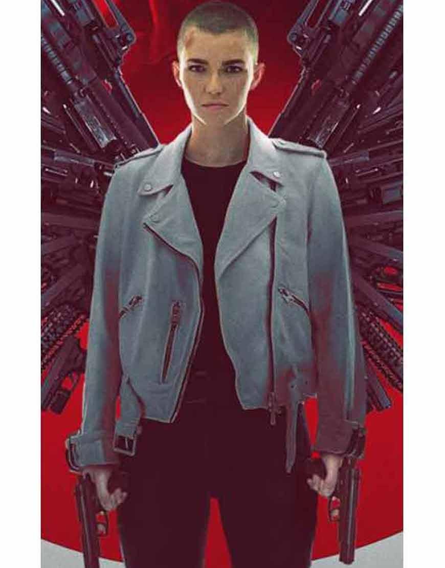 Vanquish-2021-Ruby-Rose-White-Jacket
