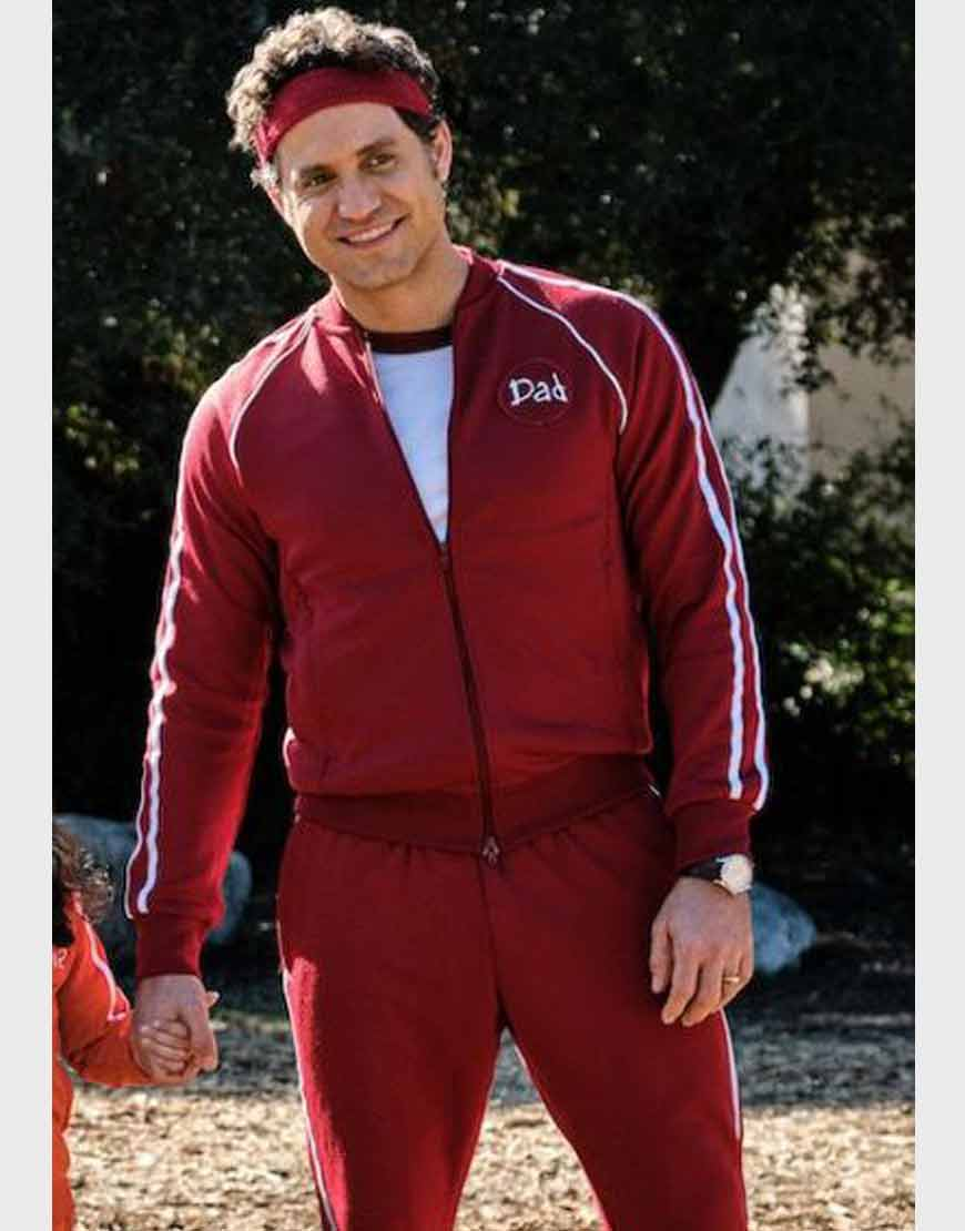 Yes-Day-2021-Carlos-Torres-Red-Tracksuit