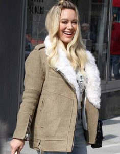 Younger-S08-Hilary-Duff-Cotton-Jacket