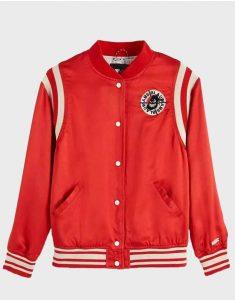 9-1-1-S04-Henrietta-Wilson-Red-Bomber-Jacket