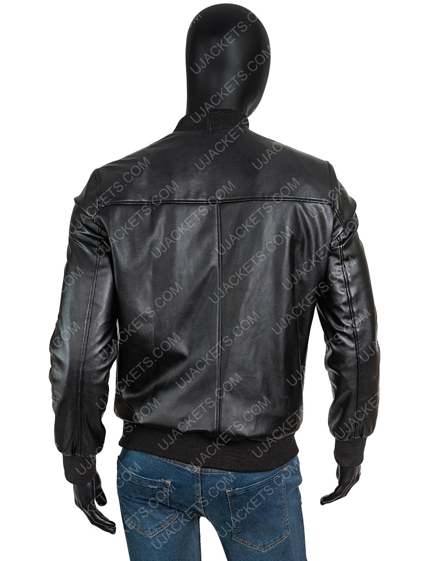 How To Get Away With Murder Connor Walsh Black Jacket