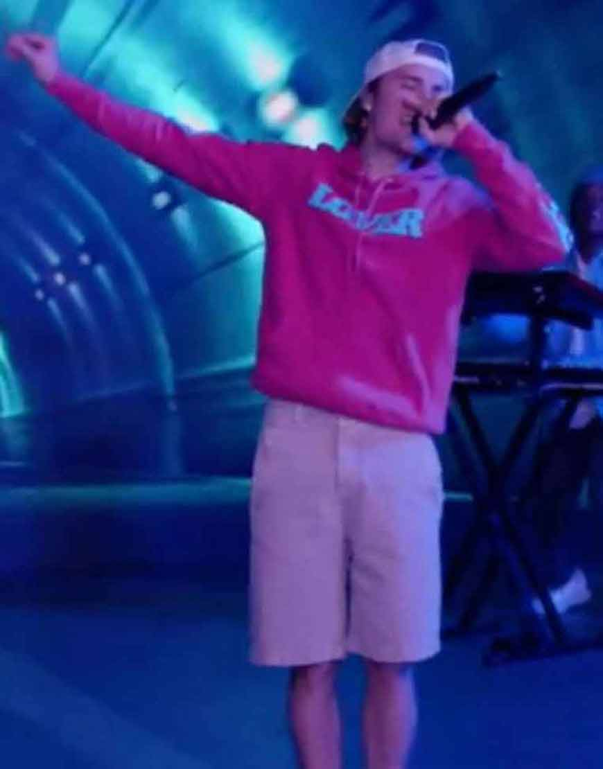 Justin-Bieber-Live-Performance-2021-Hold-On-Pink-Hoodie
