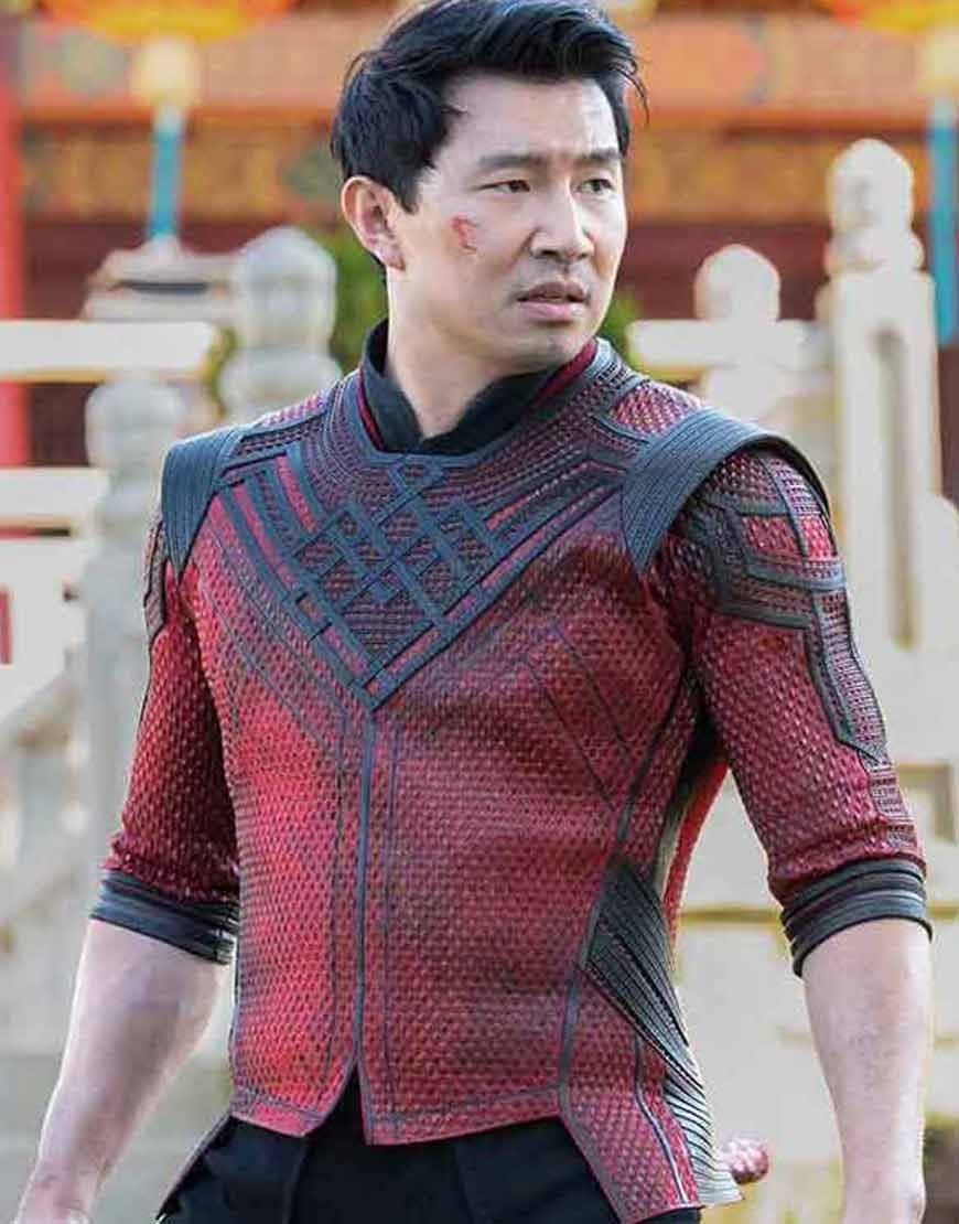 Shang-Chi-and-The-Legend-of-the-Ten-Rings-Simu-Liu-Leather-Jacket