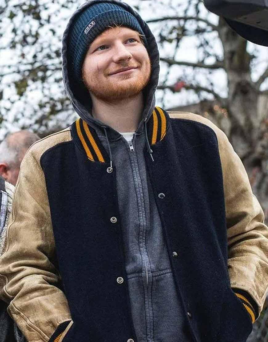 Shape-Of-You-Ed-Sheeran-Varsity-Jacket