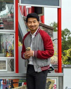 Simu Liu Shang-Chi And The Legend Of The Ten Rings Varsity Jacket