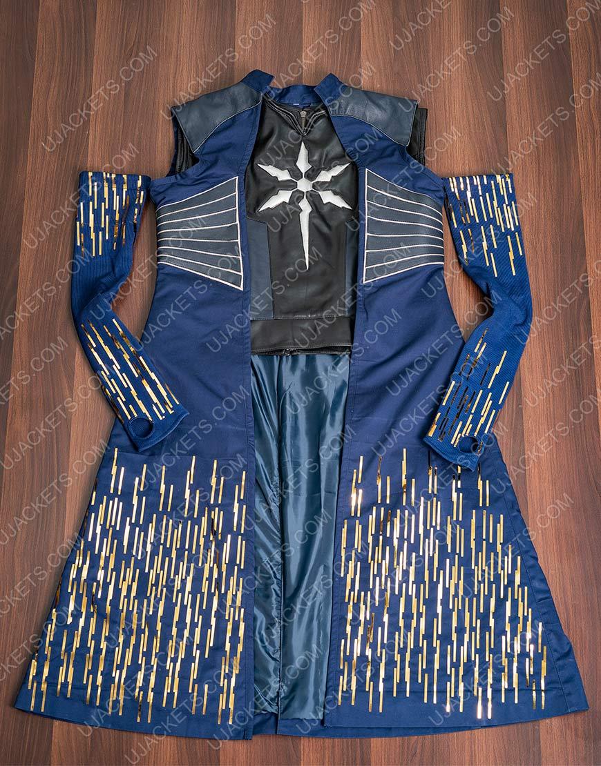 The Flash S06 Killer Frost Coat