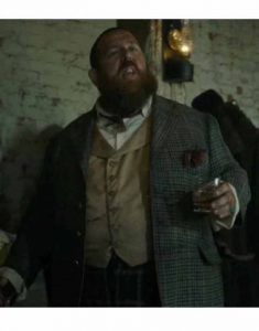 The-Nevers-2021-Nick-Frost-Grey-Coat