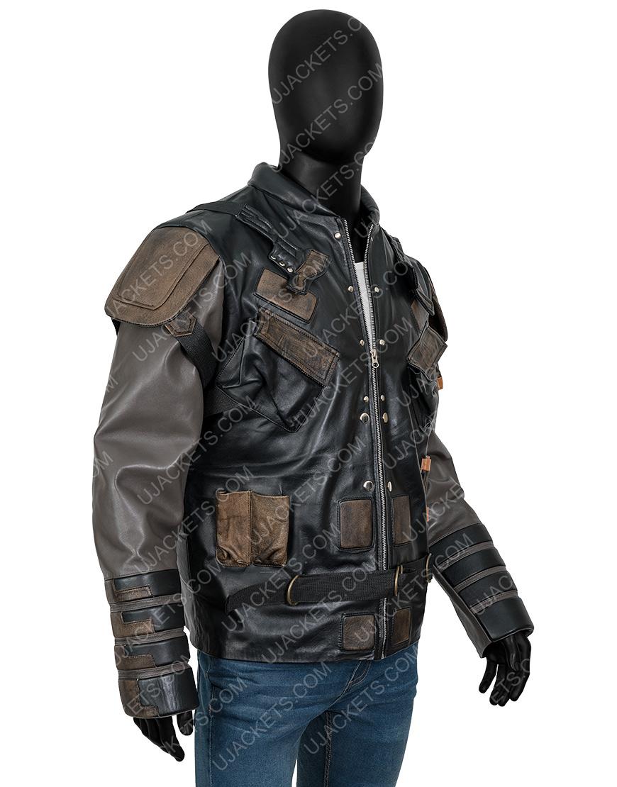 The Suicide Squad 2 Pete Davidson Blackguard Jacket
