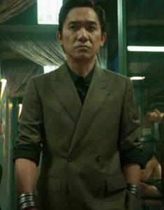 Tony Chiu-Wai Leung Shang-Chi and the Legend of the Ten Rings (2021) Wenwu Blazer