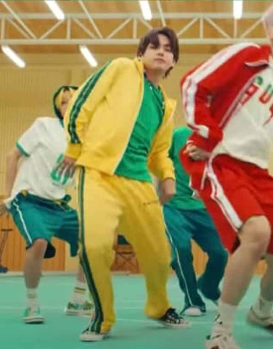 BTS-Butter-2021-V's-Yellow-Tracksuit