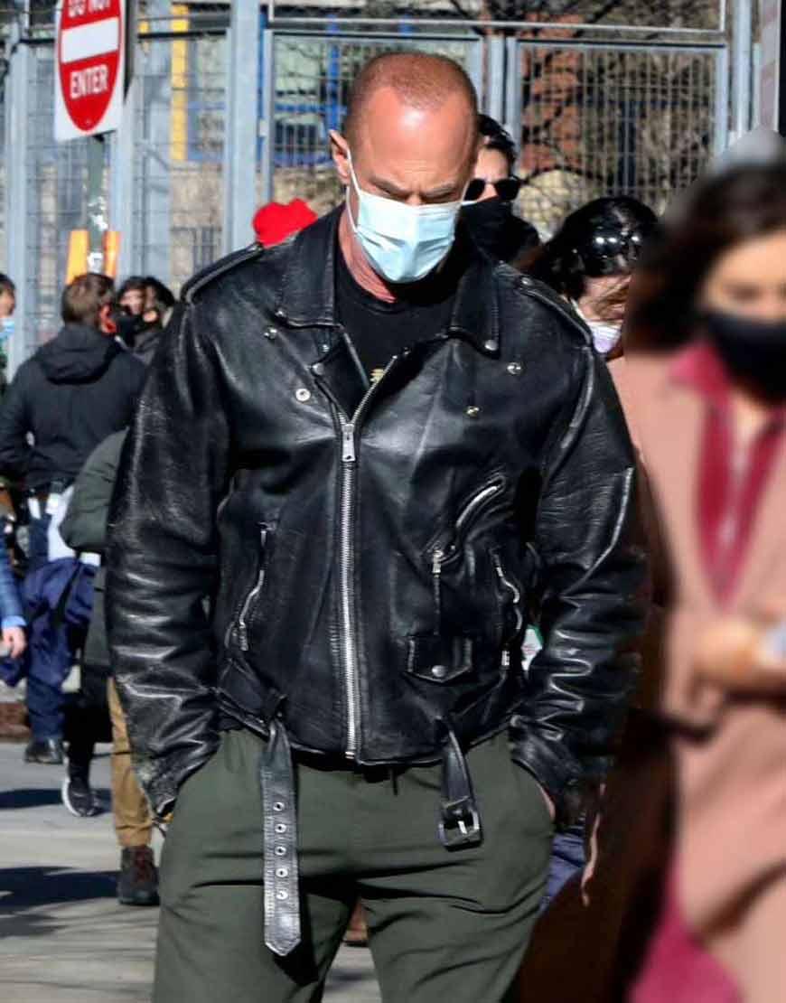 Christopher-Meloni-Law-and-Order-2021-Organized-Crime-Elliot-Stabler-Black-Leather-Jacket