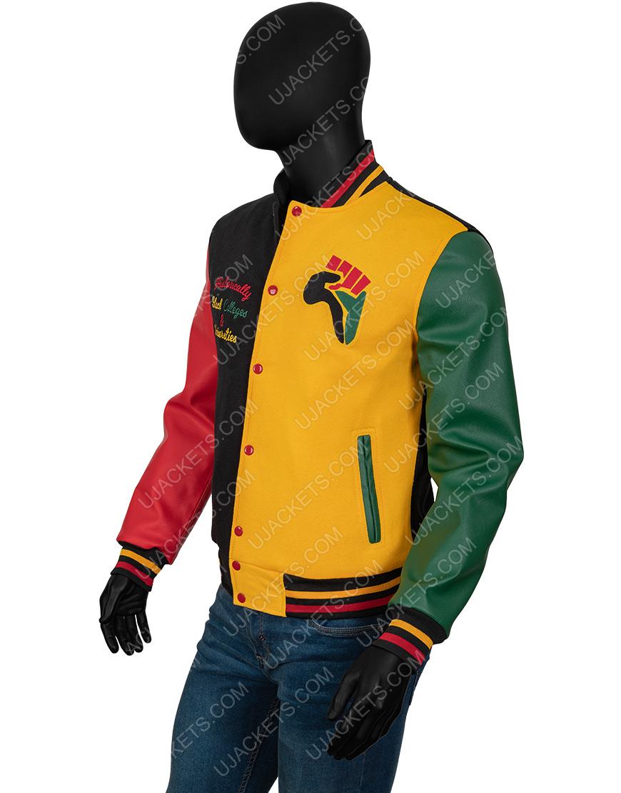 Donovan Mitchell HBCU 2021 Jacket