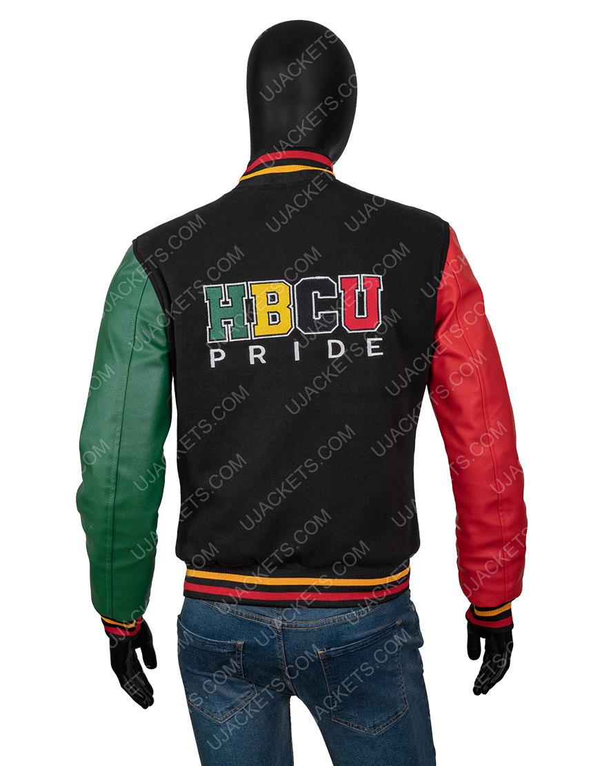 Donovan Mitchell HBCU Pride 2021 Jacket For Men