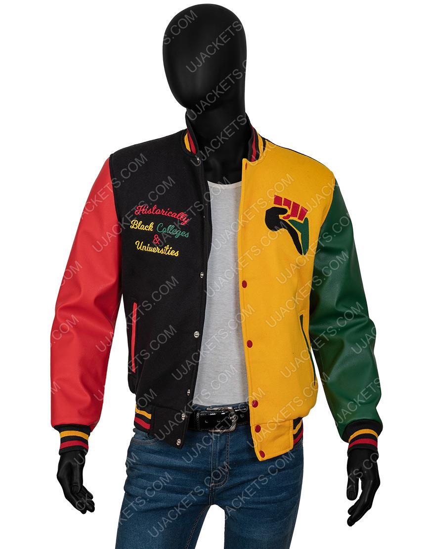 Donovan Mitchell HBCU Pride 2021 Jacket