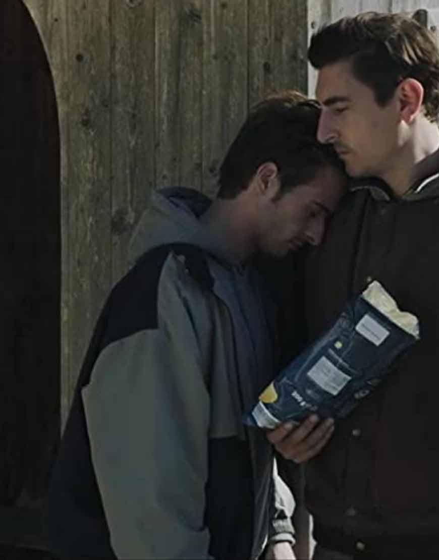 Drama-The-Man-with-the-Answers-Vasilis-Magouliotis-Hoodie