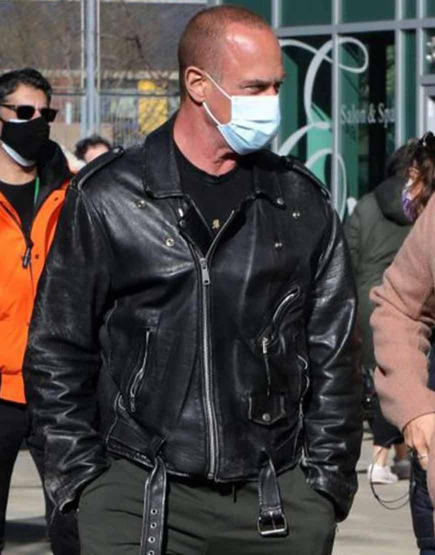 Elliot-Stabler-Law-and-Order-2021-Christopher-Meloni-Black-Leather-Jacket