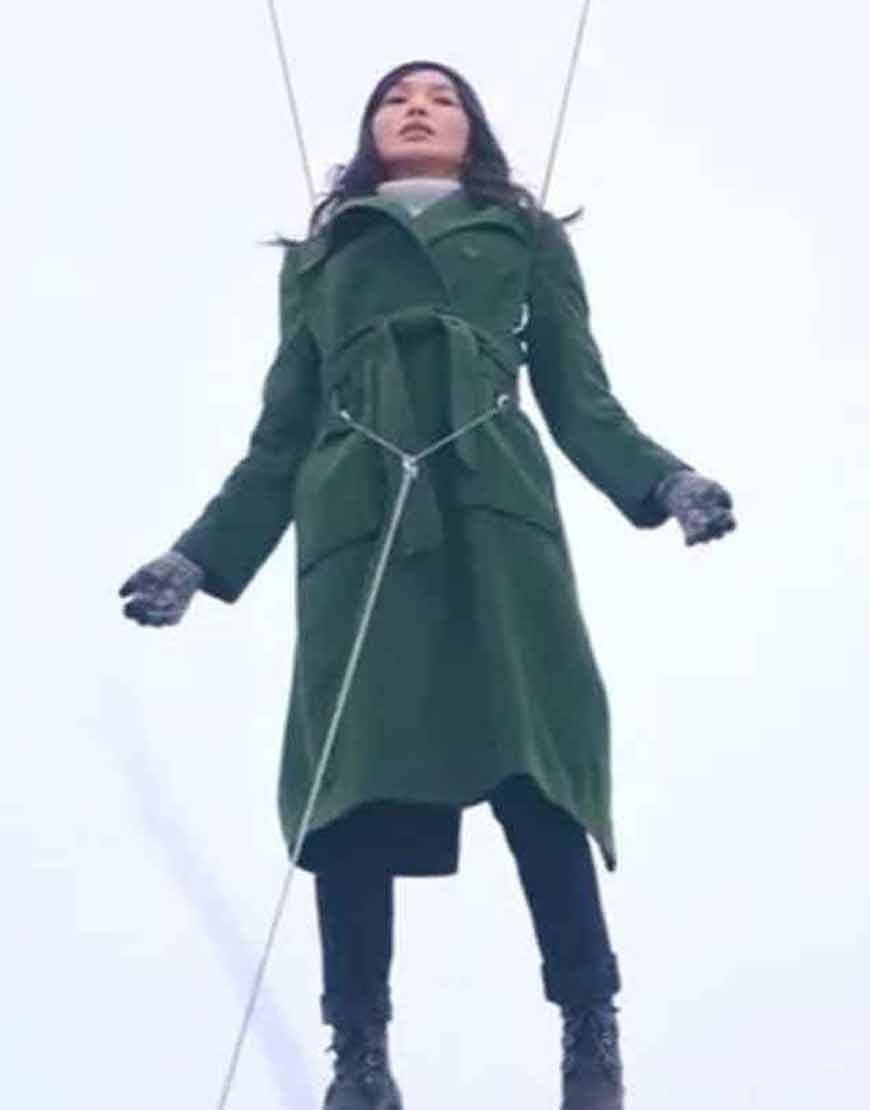 Eternals-2021-Gemma-Chan-Green-Coat