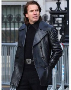 Ewan-2021-McGregor-Halston-Mid-length-Leather-Coat
