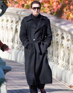 Ewan-McGregor-Halston-2021-Black-Woolen-Coat