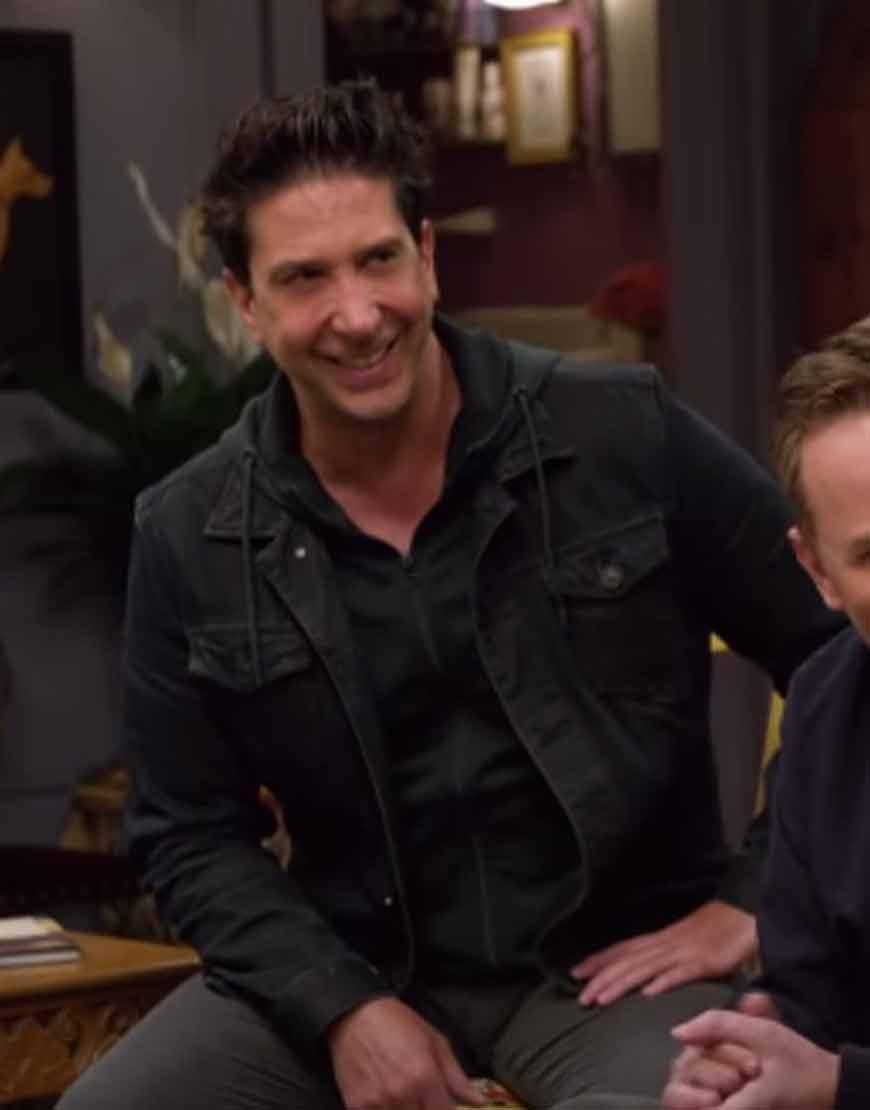 Friends-The-Reunion-2021-David-Schwimmer-Jacket
